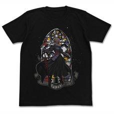Fate/Grand Order Altria Pendragon Alter Black T-Shirt