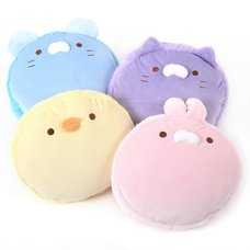 Mochi Fuwa! Big Macaron Plush Collection