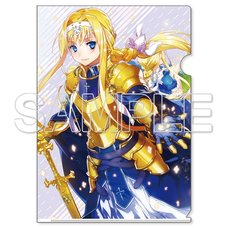Sword Art Online: Alicization Clear File Vol. 7