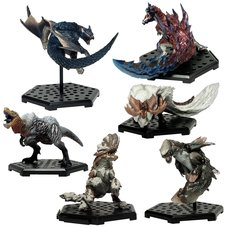 Capcom Figure Builder Monster Hunter Standard Model Plus Vol. 15 Box Set