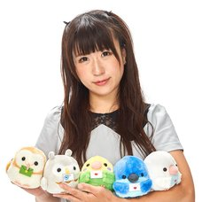 Kotori Tai Letter Bird Plush Collection (Standard)