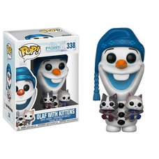Pop! Disney: Olaf's Frozen Adventure - Olaf w/ Kittens