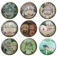 Made in Abyss Nanachi Badge Collection Box Set