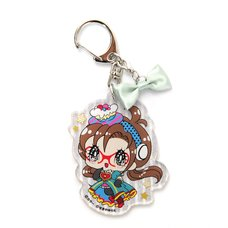 EVA STORE Original Eva Colon: Party! Acrylic Keychains