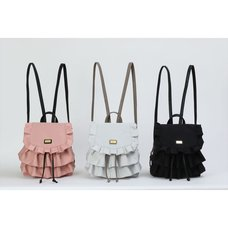 Honey Salon Frilly Backpack