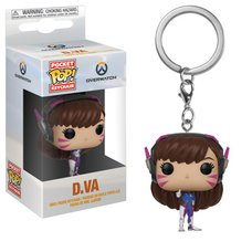 Pocket Pop! Keychain: Overwatch - D.Va