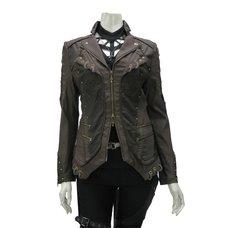 Ozz Croce Layered Cord Jacket