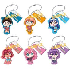 We Never Learn Acrylic Keychain Collection Box Set