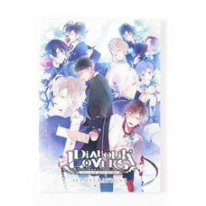 Diabolik Lovers: Haunted Dark Bridal Illustrations
