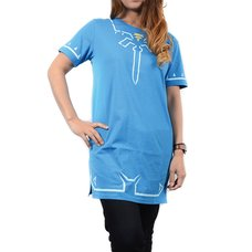 Legend of Zelda: Breath of the Wild Champion's Tunic T-Shirt Dress