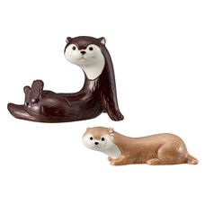 Kawauso Cafe Otter Chopstick Rest