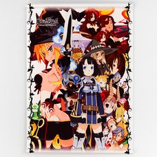 The Witch and the Hundred Knight Tapestry