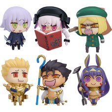 Learning with Manga! Fate/Grand Order Collectible Figures Episode 3 Box Set