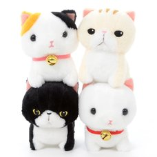 Chinmari Munchkin Cat Plush Collection (Standard)