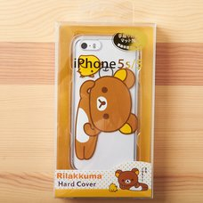 Rilakkuma Lounging iPhone Case