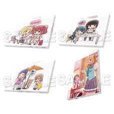 Love Live! General Magazine Vol. 2: Love Live! Sunshine!! Aqours Acrylic Magnet Collection