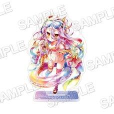 MF Bunko J Summer School Festival 2018 No Game No Life Acrylic Stand Figure
