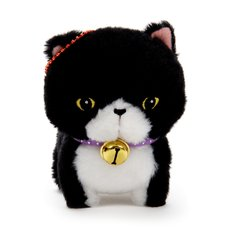 Hokkori Munchkin Cat Plush Collection (Ball Chain)