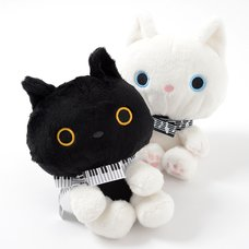 Neko no Ensoukai Kutusita Nyanko Kuttari Plush Collection