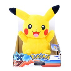 Pokémon XY Pikachu Talking Plush