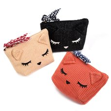 Basket-style Pooh-chan Pouch