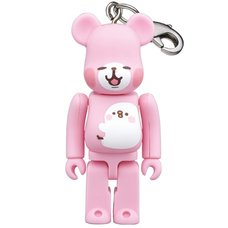 BE@RBRICK 100% Kanahei Small Animal