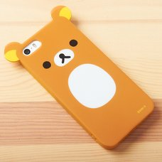 Rilakkuma Diecut iPhone Case