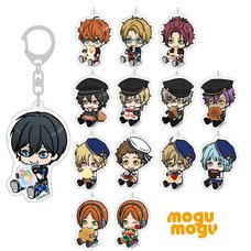 Ensemble Stars! Mogumogu Acrylic Keychain Collection Vol. 1 Box Set