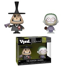 Vynl: The Nightmare Before Christmas - Mayor and Barrel