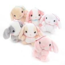 Pote Usa Loppy Rabbit Plush Collection (Ball Chain)