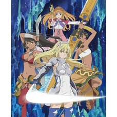 Is It Wrong to Try to Pick Up Girls in a Dungeon?: Sword Oratoria 2018 Calendar