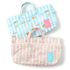 Care & Travel Item In-Bag Tote | Rilakkuma/Sumikko Gurashi
