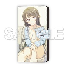 Rascal Does Not Dream of Bunny Girl Senpai Notebook-Style Smartphone Case