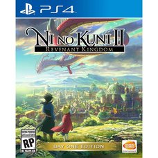 Ni no Kuni II: Revenant Kingdom - Day One Edition (PS4)