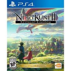 Ni no Kuni II: Revenant Kingdom - Day One Edition (PS4)