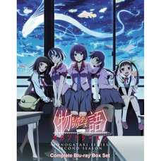 Monogatari Series Second Season Complete Blu-ray Box Set