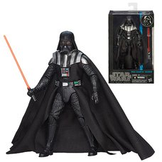 Star Wars Black Series #02 Darth Vader