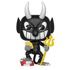 Pop! Games: Cuphead Series 1 - The Devil