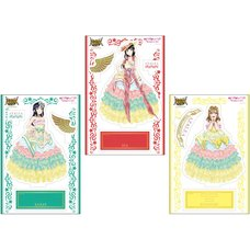 Love Live! School Idol Store AZALEA Victory Memorial Acrylic Stand Collection