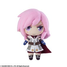 Final Fantasy XIII: Lightning Mini Plush (Re-run)