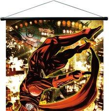 Ninja Slayer Comic Ver. B2 Tapestry