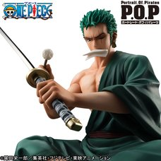 Portrait of Pirates One Piece S.O.C. Zoro
