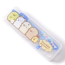 Sumikko Gurashi Happy School Compass Set