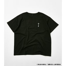Attack on Titan R4G Key Black T-Shirt