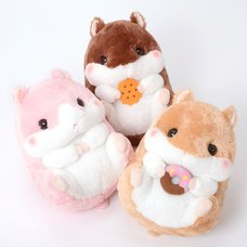 Coroham Coron Cafe Coron Hamster Plush Collection (Big)