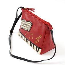 At Collection Piano Shoulder Bag