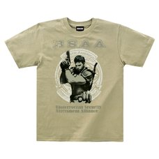 Resident Evil Chris Redfield T-Shirt