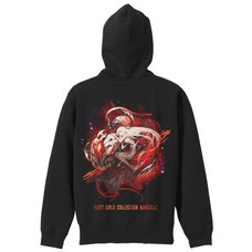 Kantai Collection -KanColle- Central Princess Full-Color Zip Hoodie