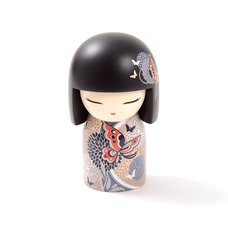 Kimmidoll Ayana Large Kokeshi Doll