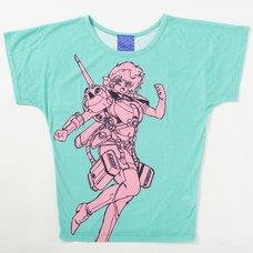 Galaxxxy Dirty Pair Kei T-Shirt